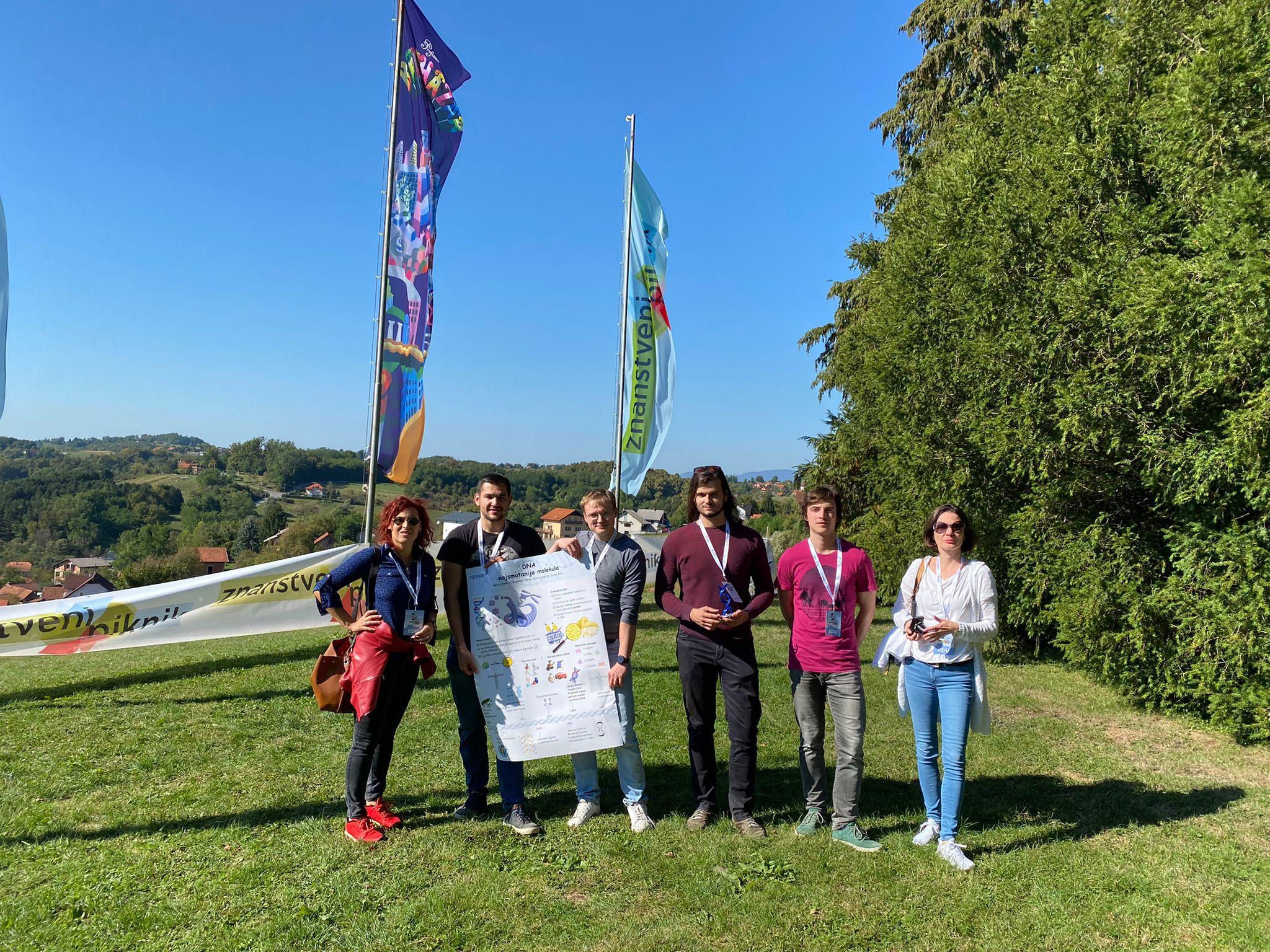 HDBMB participated in the 10th Scientific Picnic!